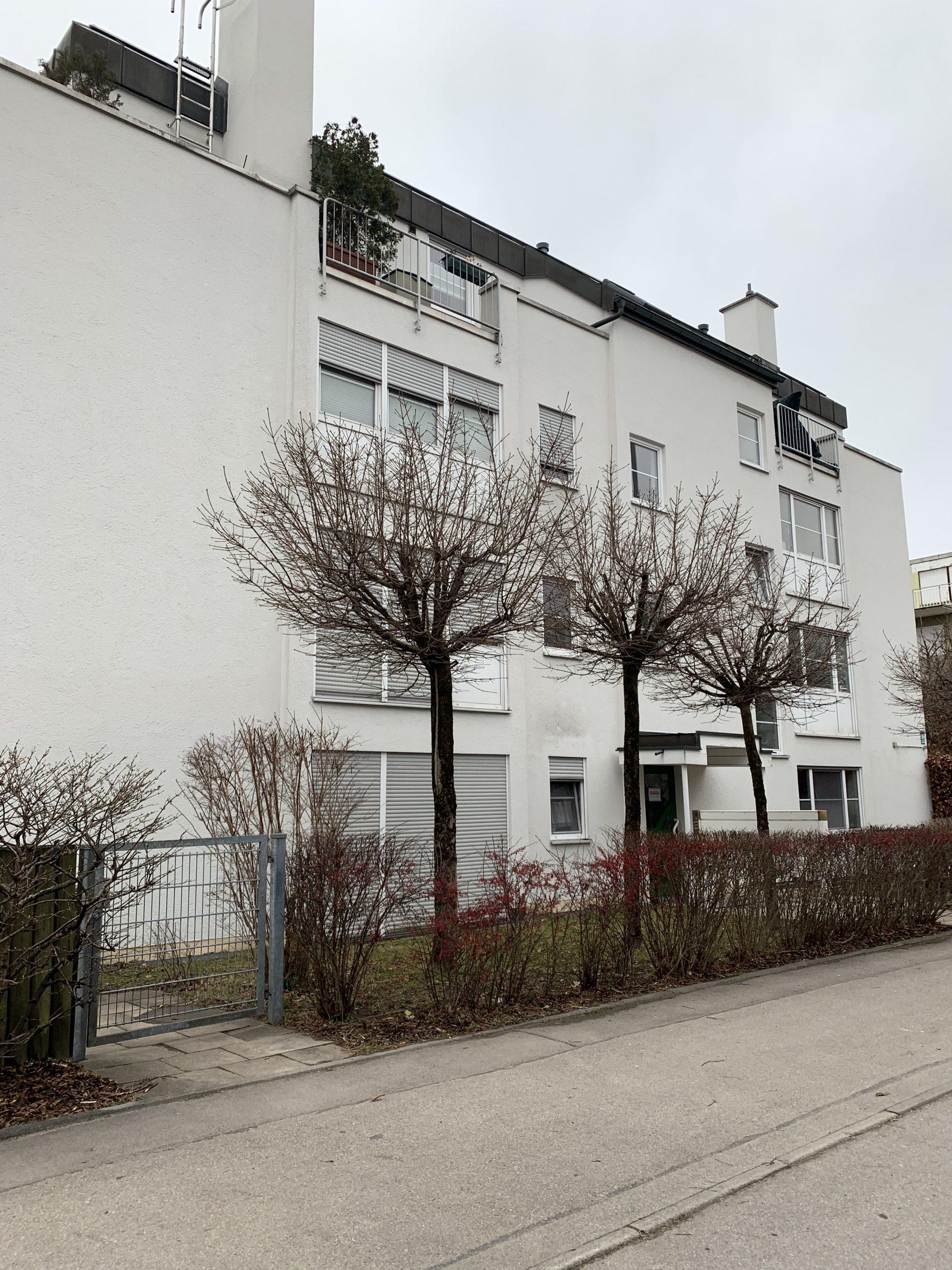 Helle 3-Zimmer Wohnung mit Gartenanteil! Fußläufig zum Ostpark in Ramersdorf Perlach