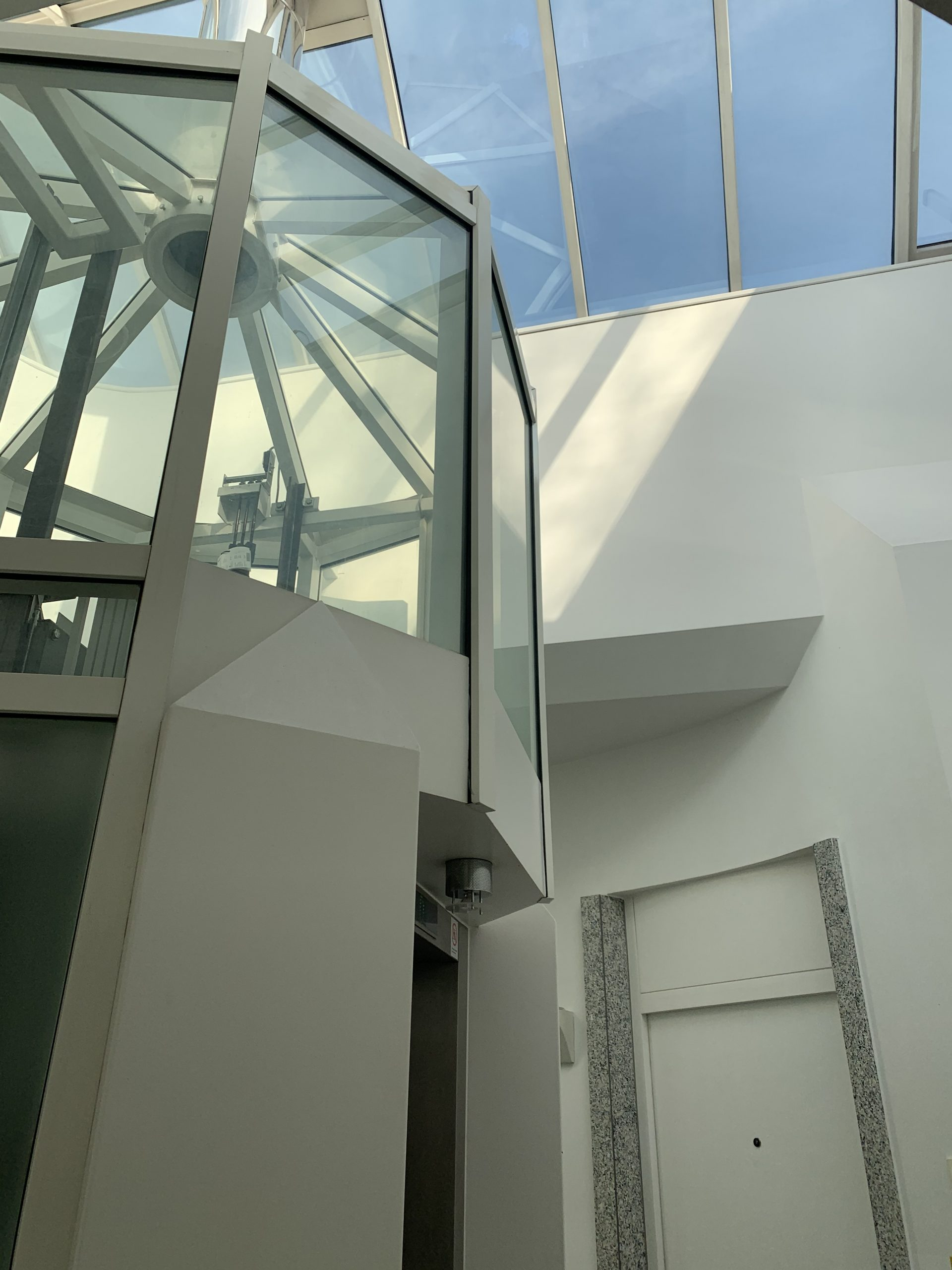 Treppenhaus-Lift